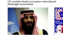 Khashoggi, Cia: il mandante è il principe saudita bin Salman