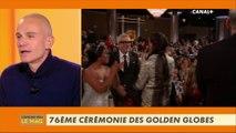 Zoom sur les Golden Globes 2019 - L'info du vrai du 07/01 - CANAL+