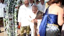 100-year-old man marries 96-year-old bride