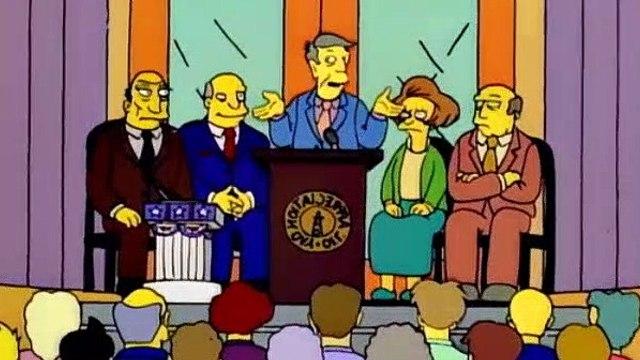 The Simpsons S06E25 Who Shot Mr Burns