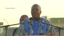 Burkina faso, BILAN À MI-PARCOURS DU PRÉSIDENT C. KABORÉ