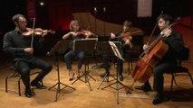 """Dvorak : Quatuor à cordes n° 12 op. 96 """"Américain"""" - Finale (Quatuor Varèse)"""