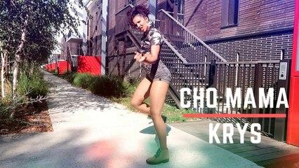 CHO MAMA - KRYS - OFFICIAL DANCEHALL CHOREO BY AYA LEVEL