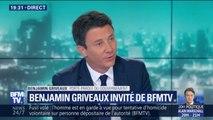 """Après l'intrusion d'individus dans son ministère, Benjamin Griveaux """"ne croit pas être une cible"""""""