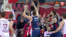 Georgios Printezis AMAZING no-look pass to Georgios Bogris for the circus shot! - 08.01.2019 [HD]