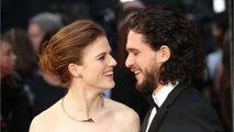 Kit Harington Thrilled That His Future Kids Can See Him And His Wife Fall In Love On Screen