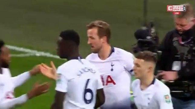 Kane (Penalty Kick) Goal HD - Tottenham1-0Chelsea 08.01.2019