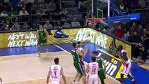 Unicaja Malaga - Crvena Zvezda mts Belgrade Highlights | 7DAYS EuroCup, T16 Round 2