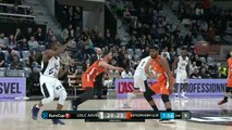 LDLC ASVEL Villeurbanne - ratiopharm Ulm Highlights | 7DAYS EuroCup, T16 Round 2