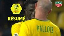 FC Nantes - Montpellier Hérault SC (2-0)  - Résumé - (FCN-MHSC) / 2018-19