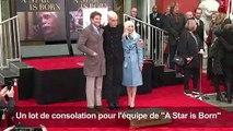 L'acteur Sam Elliott pose ses empreintes à Hollywood