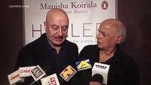 Mahesh Bhatt And Anupam Kher Reacts On Rakesh Roshan's Cancer News