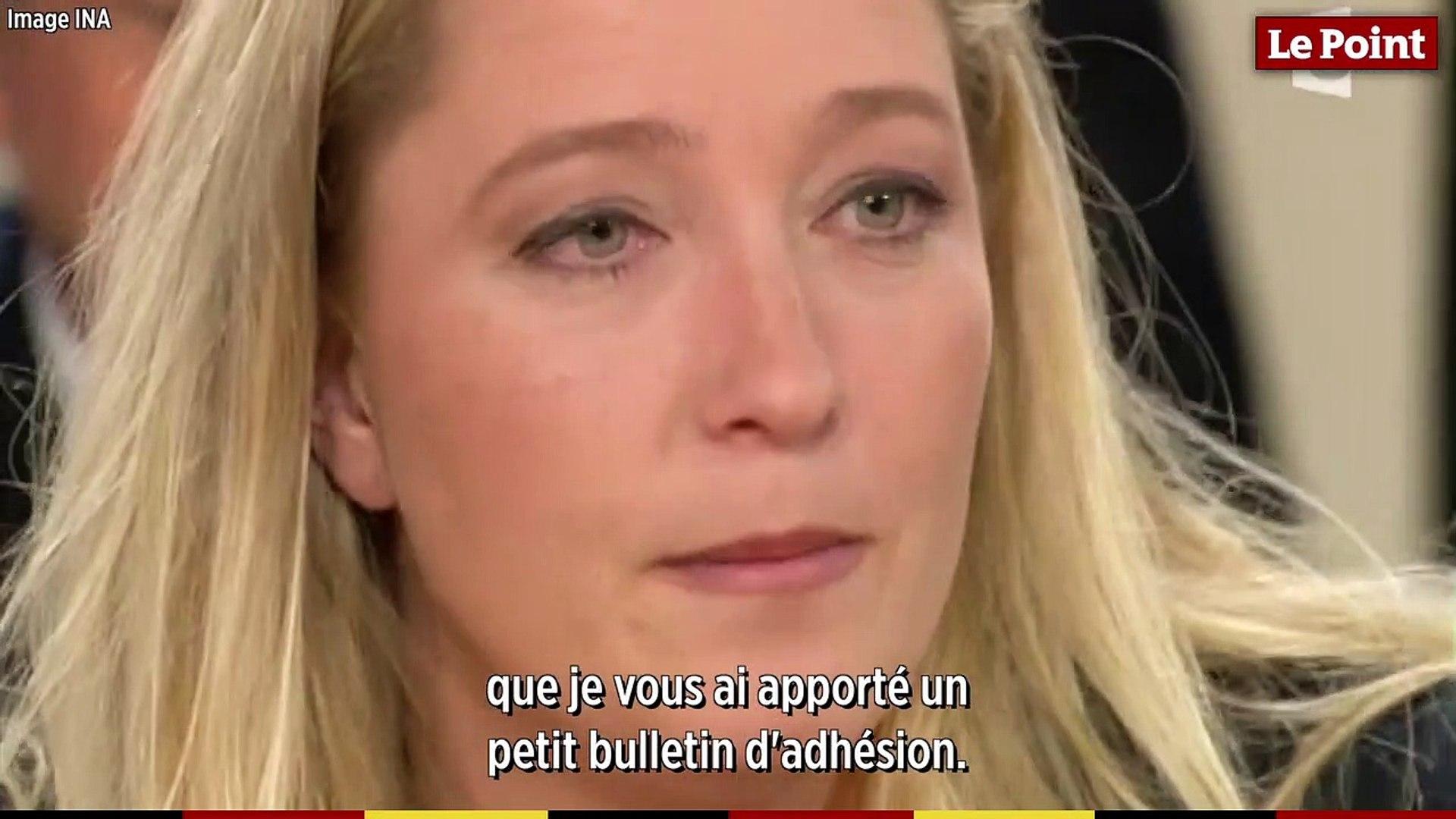 Marine Le Pen proposait à Thierry Mariani de rejoindre le Front National en 2002