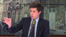 « L'ADN de La République en Marche est tourné vers le débat » : Julien Denormandie, invité du 8h30 Fauvelle-Dély