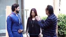 PC On Original Web Series 'Cabaret' With Pooja Bhatt, Mahesh bhatt, S. Sreesanth & Gulshan Grover