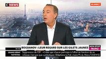 """EXCLU - Igor et Grichka Bogdanoff demandent aux """"gilets jaunes"""" d'arrêter de manifester et de rester chez eux - VIDEO"""