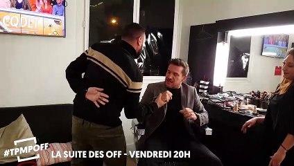 OFF TPMP : Le combat Cyril Hanouna/Benjamin Castaldi pour fêter la nouvelle année (Exclu Vidéo)