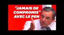 """Quand Mariani se vantait de n'avoir """"jamais fait de compromis"""" avec Le Pen"""