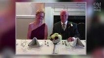 Casal de namorados de colégio se casa depois de 57 anos