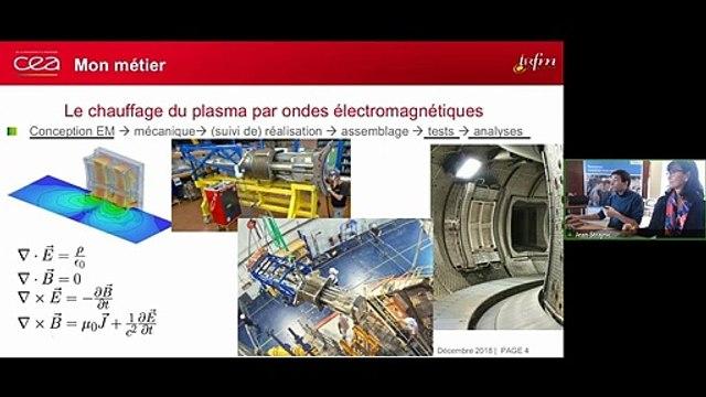 Conférence ITER Robots - J. Hillairet