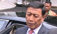 Wiranto: SiapapunPelaku Teror Harus Ditindak Tegas