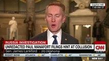 GOP Senator Dismisses Manafort's Russia Relationship Because 'He Had Ukrainian Clients'