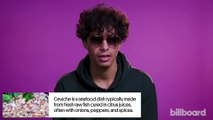 A.CHAL Talks Favorite Peruvian Foods, Importance of Family & More | Growing Up Latino