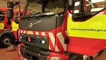 Dewsbury Fire' Stations' Prince's Trust Schemes!