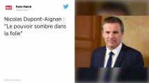 Gilets jaunes. Pour Nicolas Dupont-Aignan, le pouvoir est « légal » mais « plus légitime »
