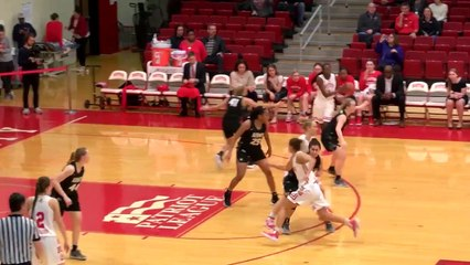 Payton Hauck, Boston U off to strong start in Patriot League play