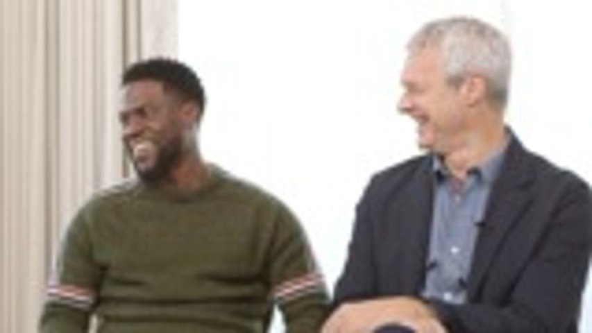 """Kevin Hart and Neil Burger Talk 'The Upside,' Bryan Cranston and the Film's """"Beautiful"""" Message 