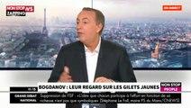 """Gilets jaunes : les frères Bogdanov demandent l'arrêt des violences dans """"Morandini Live"""" (vidéo)"""