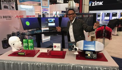 CES 2019 Day 2 with Mario Armstrong