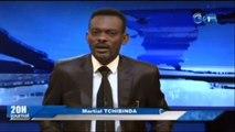 RTG/Point de presse de l'Archevêque de Libreville Mgr Basile MVE Engone à la suite des événements qui se sont produits le 7 Janvier au Gabon