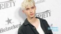 Troye Sivan Teases 'Lucky Strike' Music Video | Billboard News