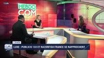 Luxe : Publicis 133 et Razorfish France se rapprochent - 12/01