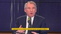 """Grand débat national : François Bayrou dénonce la """"légitimité nulle"""" de la Commission nationale du débat public"""