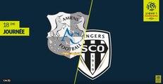 Amiens SC - Angers SCO ( 0-0)
