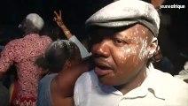 Présidentielle en RDC : des partisans de Félix Tshisekedi manifestent leur joie dans les rues de Kinshasa