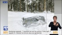 Mirage disparu: l'armée de l'air confirme avoir retrouvé un parachute et des débris de l'avion