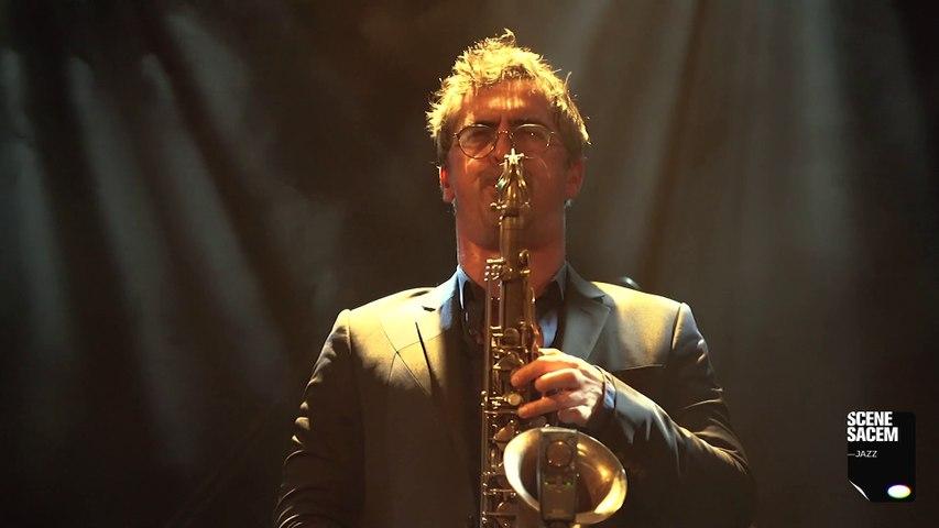"""Sylvain Rifflet en live """"The Peacocks"""" - Scène Sacem Jazz"""