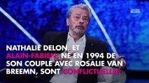 """Alain Delon en conflit avec ses fils : sa fille Anouchka """"épuisée"""", la raison dévoilée"""