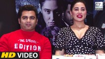 Nargis Fakhri And Sachiin Joshi's Interview For Amavas