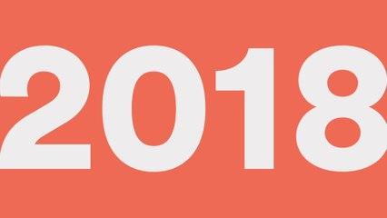 Retour sur les moments phares de l'année 2018