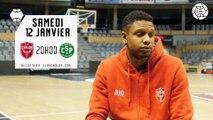 ElanTV - AVANT MATCH / Elan vs CSP Limoges