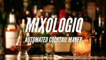 Mixologiq Automated Cocktail Maker First Look | CES 2019