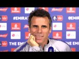 Gianfranco Zola Full Pre-Match Press Conference - Chelsea v Nottingham Forest - FA Cup