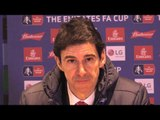 Chelsea 2-0 Nottingham Forest - Aitor Karanka Full Post Match Press Conference - FA Cup