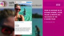 Sylvie Tellier accusée de prendre des vacances sur les frais de Miss France, elle réagit