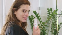 Watch Ashley Graham's 7-Minute Bible-to-Beauty Morning Routine